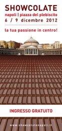 visualizza il programma (4.34 MB) - Comune di Napoli
