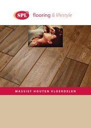 MASSIEF HOUTEN VLOERDELEN - SPL Flooring