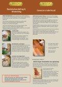 Behandelen en onderhouden van houten werkbladen - Parket Net - Page 2