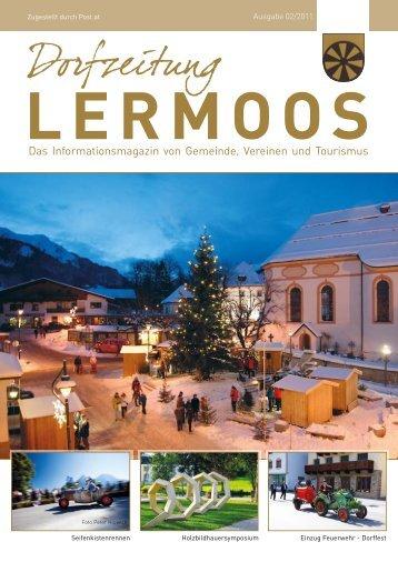 DorfZeITUNG Lermoos |Gemeinde - Gemeinde Lermoos - Land Tirol