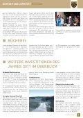 DorfZeITUNG Lermoos |Gemeinde - Gemeinde Lermoos - Land Tirol - Seite 5