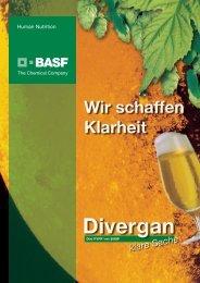 Human Nutrition - BASF ChemTrade