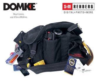 DOMKE Katalog - S+M Rehberg GmbH