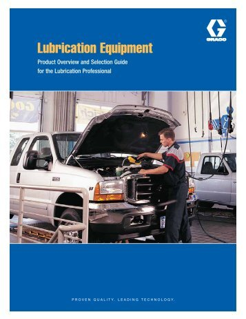 Lubrication Equipment - Graco Protected URL - Graco Inc.