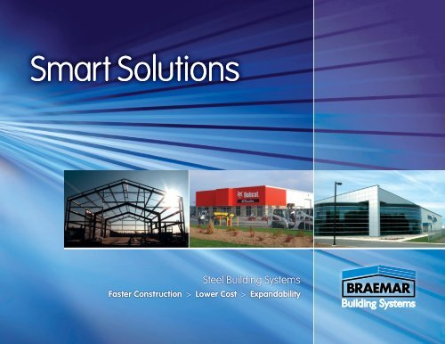 Smart Solutions - Braemar Building Systems