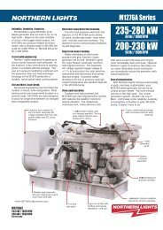 M1276A Serie - Produkt-Prospekt und technische ... - SAILTEC GmbH