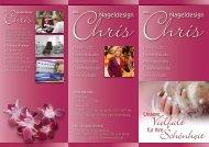 Vielfalt Schönheit - NDC Nageldesign Chris