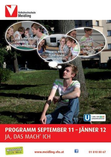 SPrAcHeN - Die Wiener Volkshochschulen