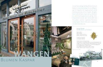wangen - Kaspar
