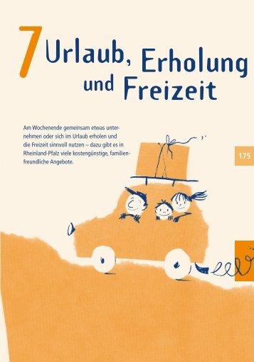 7Urlaub, Erholung und Freizeit - Ministerium für Integration, Familie ...