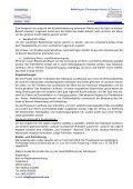 Projekt: Erweiterung und Sicherung der Angebote im Haselauer ... - Seite 2