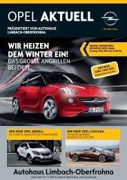 OPEL AKTUELL - RSP Autohandel und Service GmbH