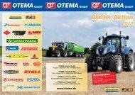 Winter Aktion Winter Aktion - OTEMA GmbH