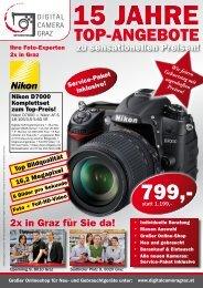 TOP-ANGEBOTE - Digital Camera Graz