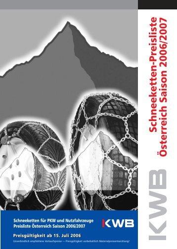 KWB Preisliste 2006-07.FH11