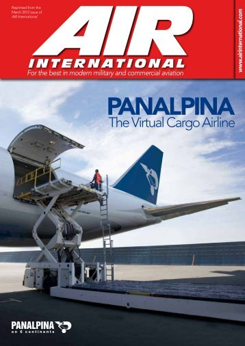 INTERNATIONAL For the best in modern military and ... - Panalpina