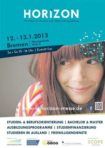 12.+ 13.1.2013 Bremen | - Horizon