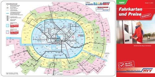Hvv Karte Zonen.Fahrkarten Und Preise Kompakt Hvv