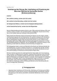 Brückenvereinbarung - SPD-Kreistagsfraktion Lüneburg
