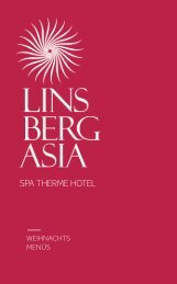spa therme hotel - Linsberg Asia