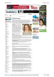 Seite 1 von 3 Nordkurier.de 04.11.2009 http://www.nordkurier.de ...