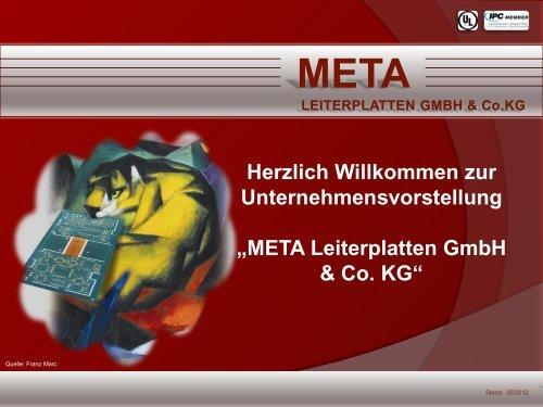 META Leiterplatten GmbH & Co. KG