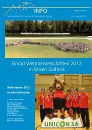 Nr. 4 - August 2012 - ATB Sport Freizeit Verkehr