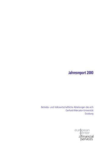 Jahresreport 2000.p65 - ecfs