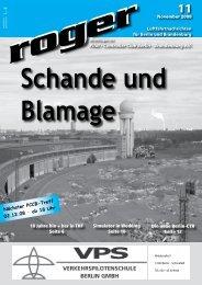 Pilot / Controller Club Berlin - Brandenburg e.V. - Roger ...