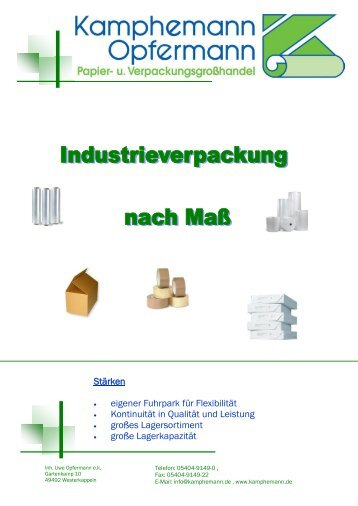 Präsentverpackungen & Ordnersysteme aus Wellpappe