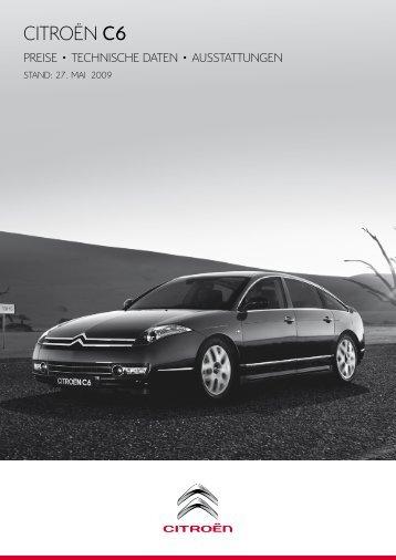 CitROËn C6 - Autohaus NETT