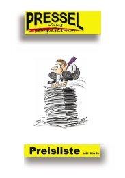 Kopien - digital - s/w - PRESSEL Digitaler Produktionsdruck