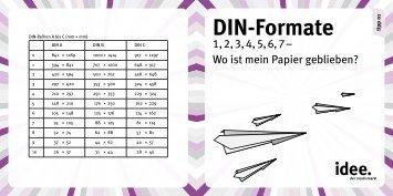 DIN-Formate