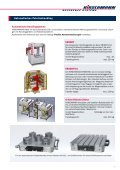 Weitere Infos im Katalog (pdf) - Hirschmann GmbH - Page 7