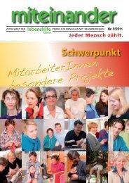 projekt - Lebenshilfe Kärnten
