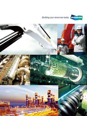 Download Annual Brochure - Doosan