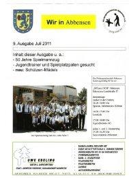 Neu - Fördergemeinschaft Abbensen
