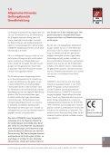 CONSAFIS Verglasungsrichtlinien - Schlatt - Seite 3