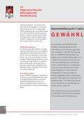 CONSAFIS Verglasungsrichtlinien - Schlatt - Seite 4