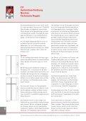 CONSAFIS Verglasungsrichtlinien - Schlatt - Seite 6