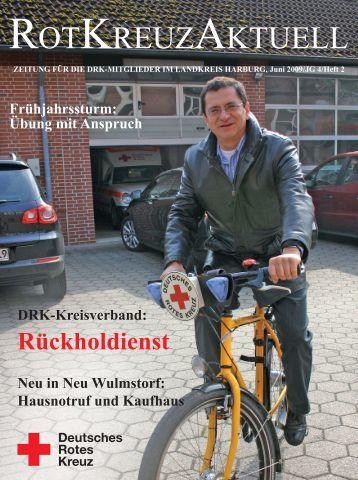 Hausnotruf - DRK Kreisverband Harburg-Land
