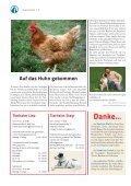 Tierquälerei Singvogelfang Sportarten mit und um ... - Tierheim Linz - Seite 6