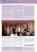 Gemeindebrief - Ev.-Lutherische Kirchengemeinde Wedel - Page 7