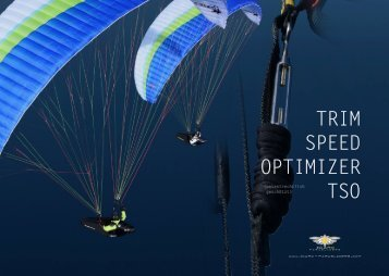 mit dem TSO - ICARO paragliders