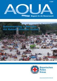 Bayerisches Rotes Kreuz - Wasserwacht