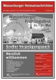 stadtbauamt - Wasserburg am Inn!
