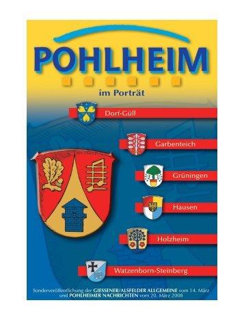 Seite 8 Porträt Stadt Pohlheim - Gießener Allgemeine