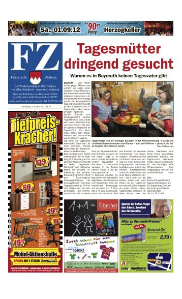 neu imsortiment! - E-Paper - Fränkische Zeitung