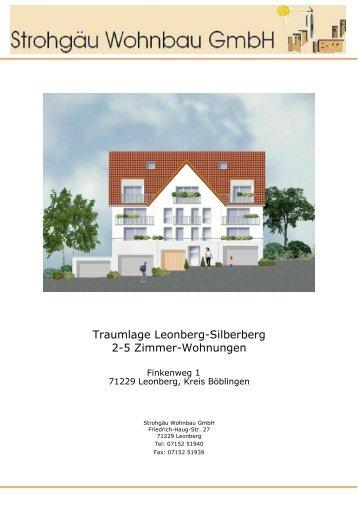 Wohnung Leonberg Silberberg