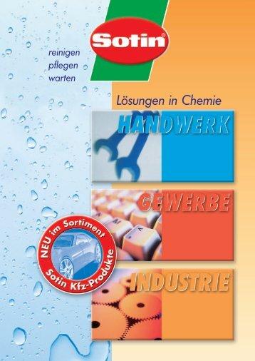 Kompletter Sotin Produktkatalog Handwerk HIER - Heizungs-Discount